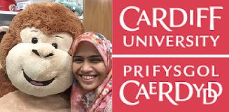 Asma Zahidi Cardiff University